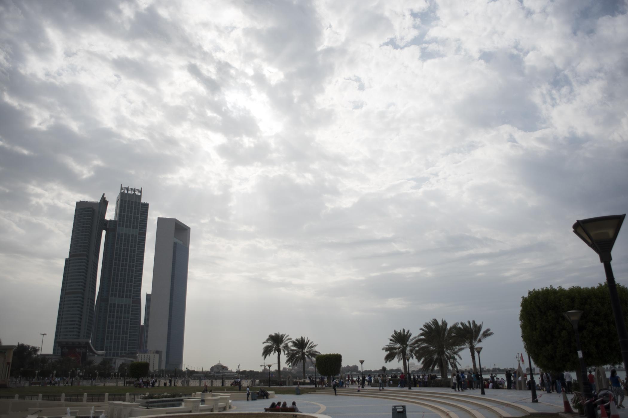 Abu Dhabi2/11 -07