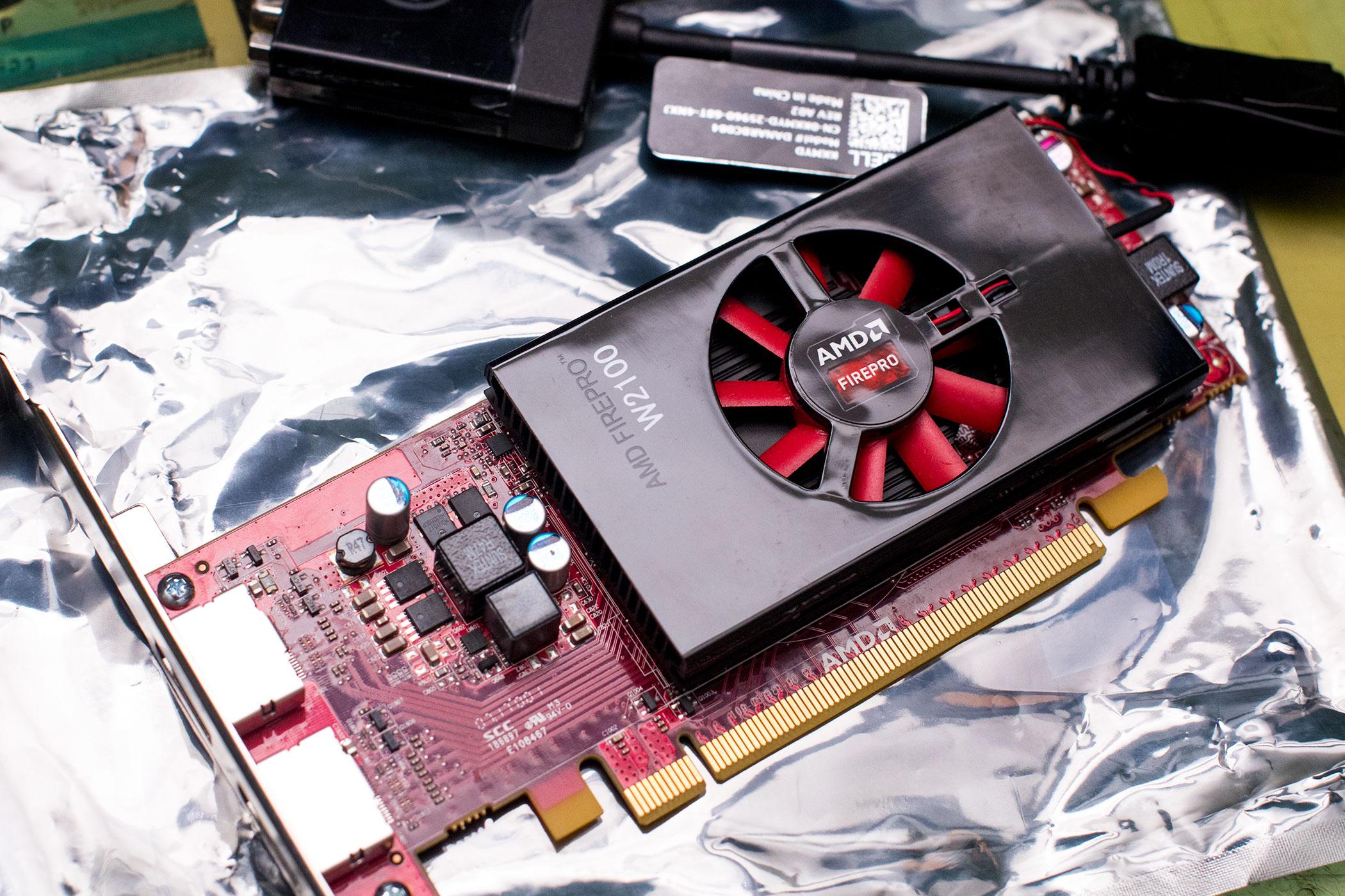中古VGA FireProW2100